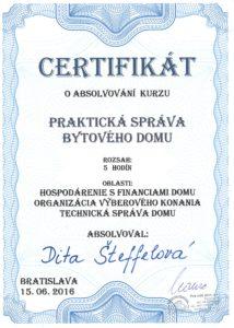 Certifikat_Ditka_prakticka sprava BD